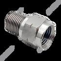"""M10 x 1 to 1/8"""" BSP Pressure Sensor Adapter"""
