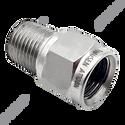 "M10 x 1 to 1/8"" NPT Pressure Sensor Adapter"