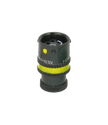 Deutsch Autosport Lite 5-Way Inline Receptacle with Sockets - Yellow