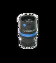 Deutsch Autosport Lite 5-Way Inline Receptacle with Sockets - Blue