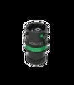 Deutsch Autosport Lite 5-Way Inline Receptacle with Sockets - Green