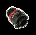 Deutsch Autosport Lite 5-Way Plug Connector with Pins - Red