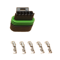 Delphi 5-Way Connector Kit for IGN1A Coils