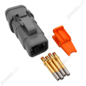 Deutsch DTM 4-Way Plug Kit