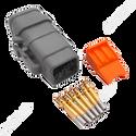 Deutsch DTM 6-Way Plug Kit