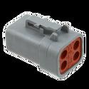 Deutsch DTP 4-Way Plug Kit