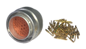 Deutsch HD30 47-Way Alloy Free Plug with Pins