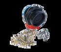 Deutsch HDP20 47-Way Bulkhead Connector Kit with Sockets