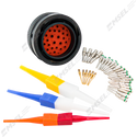 Deutsch HDP20 Series 26-24-29 29-Way Mixed Plug Connector Kit