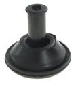 Bulkhead Panel Grommet 5mm for 26mm Hole - Black