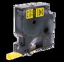 Rhino Compatible Heat Shrink Cartridge - 12mm x 1.5m - Yellow