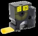 Rhino Compatible Heat Shrink Cartridge - 24mm x 1.5m - Yellow