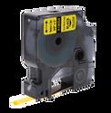 Rhino Compatible Heat Shrink Cartridge - 9mm x 1.5m - Yellow