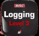 Motec M1 Series Level 3 Logging