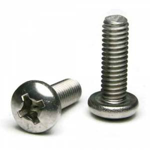 WGWAG Fin Replacement Screws (8)