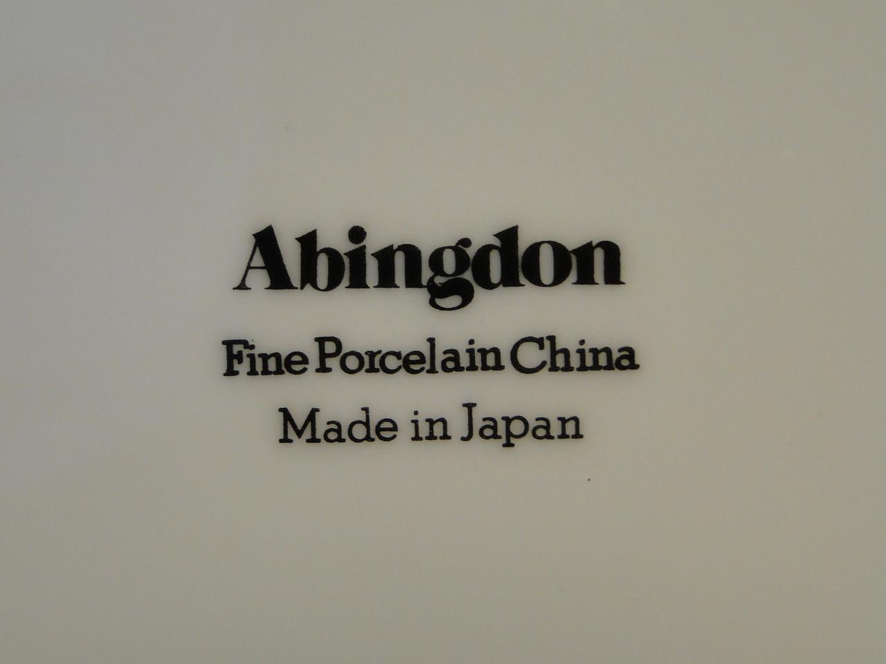 Abington China
