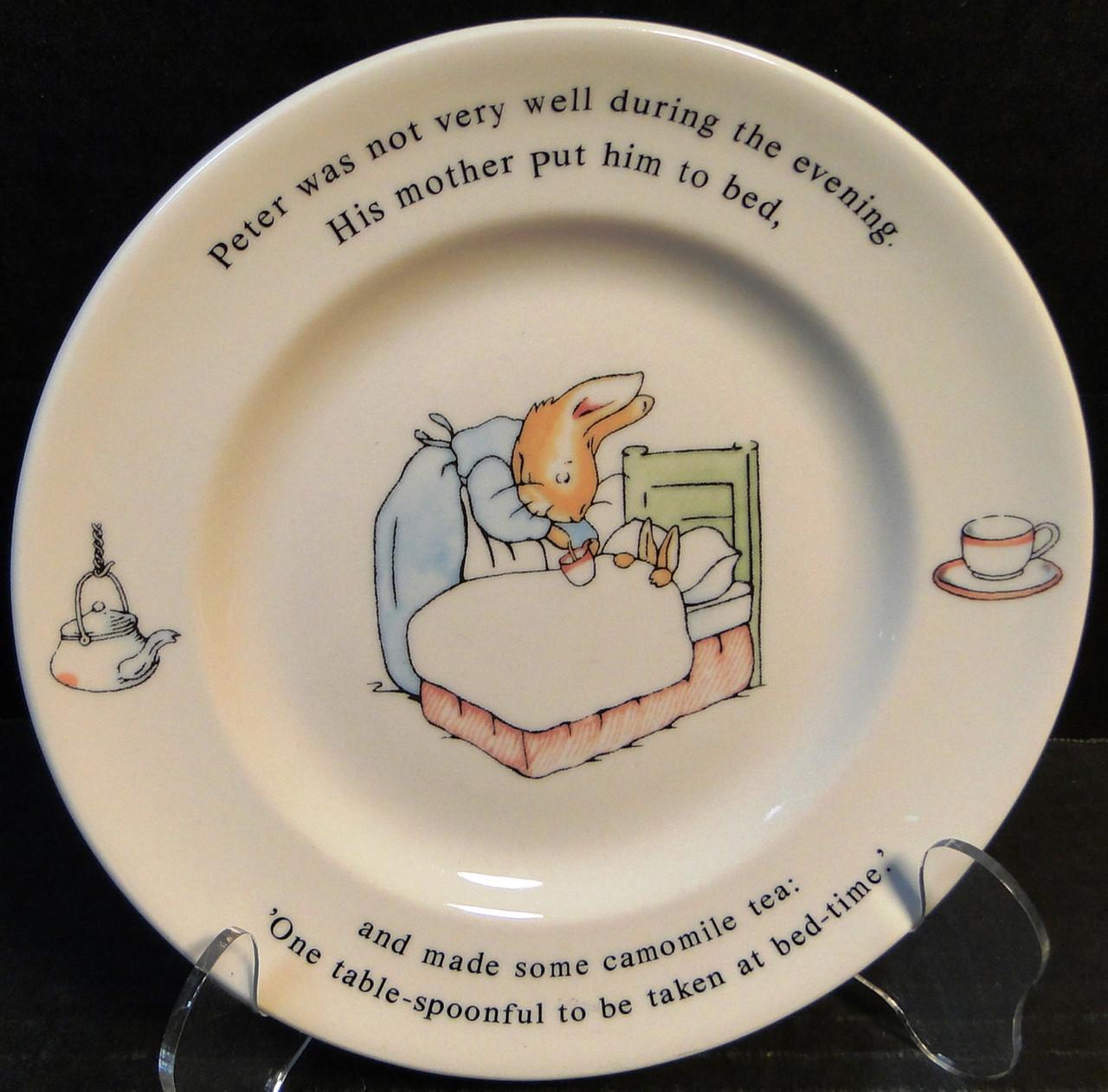 Peter Rabbit Dinnerware
