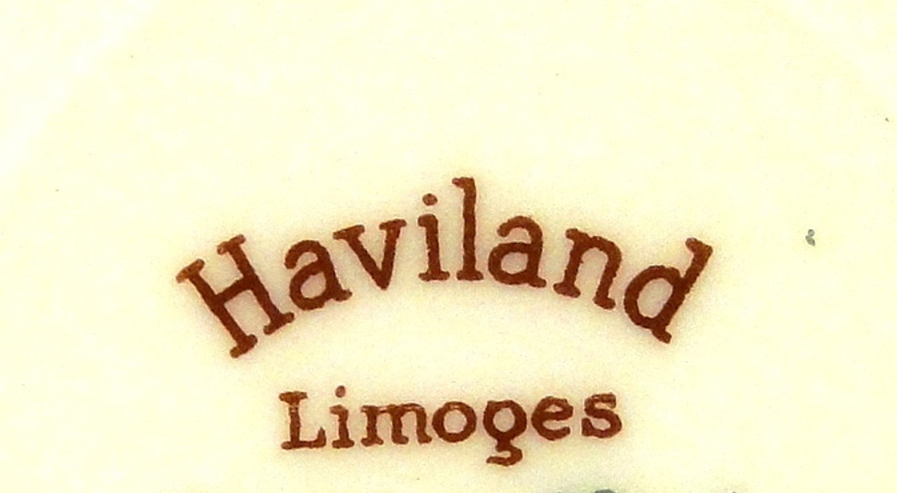 Haviland Limoges France