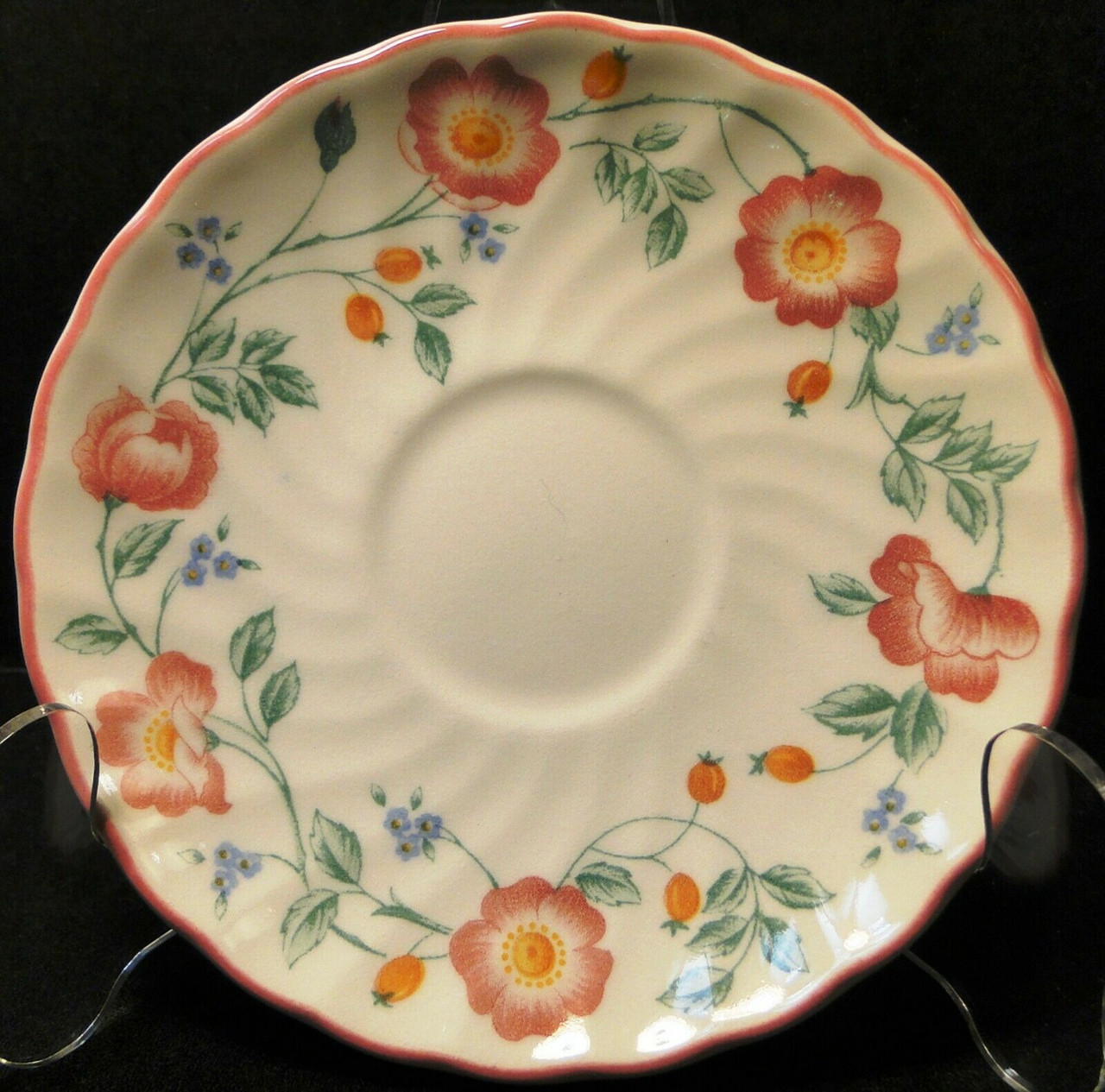 "Franciscan Apple Dinnerware 5-1//2/"" Tea Saucer"