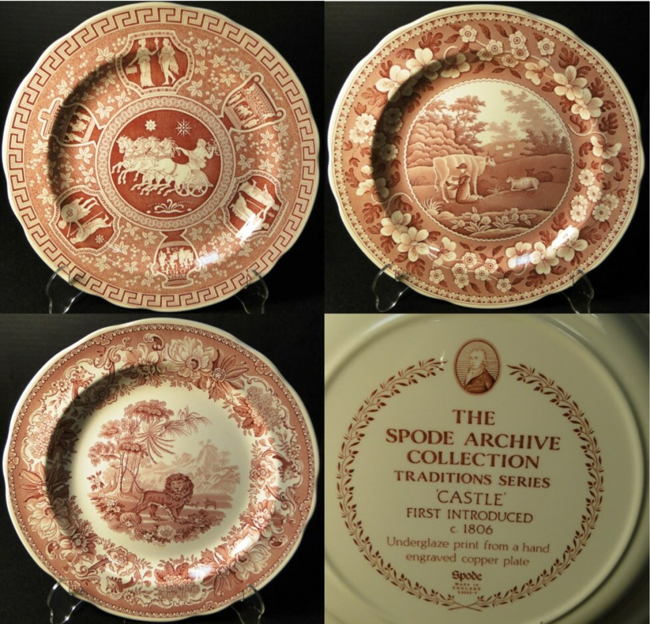 Archive Collection Traditions Series Cranberry
