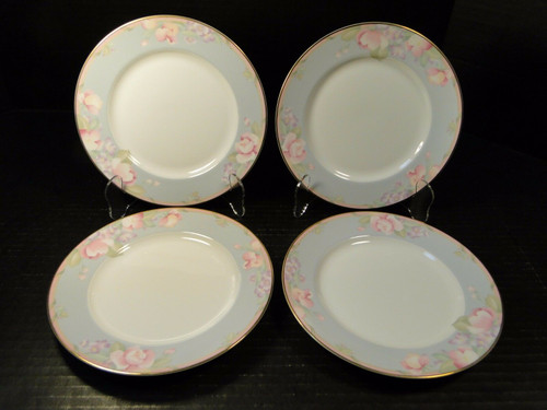"Mikasa Braemar Salad Plates 7 1/2"" L2031 Set of 4 