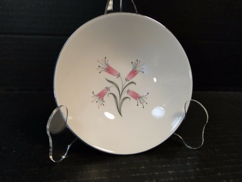 "Homer Laughlin Bess Myerson Big Pay-Off Berry Bowl 5 1/2"" 50's Vintage 