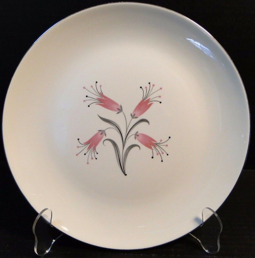 "Homer Laughlin Bess Myerson Big Pay-Off Dinner Plate 10"" 50's Vintage 