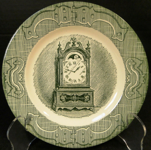 Royal China The Old Curiosity Shop Bread Plate 6 1/4"