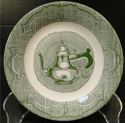 Royal China The Old Curiosity Shop Saucer 6"