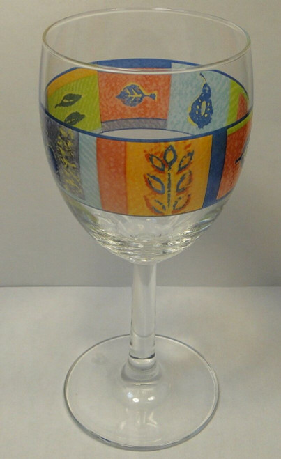 Royal Doulton TrailFinder 10 oz Wine Water Goblet | DR Vintage Dinnerware Replacements