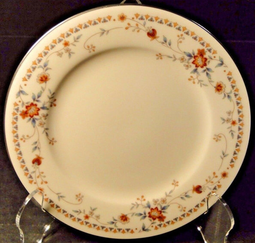 "Noritake Adagio Bread Plate 7237 6 3/8"" | DR Vintage Dinnerware Replacements"