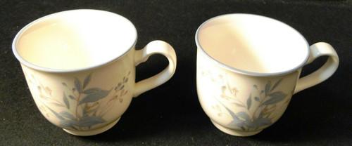 Noritake Keltcraft Ireland Kilkee tea Cups 9109 Set of 2 | DR Vintage Dinnerware and Replacements