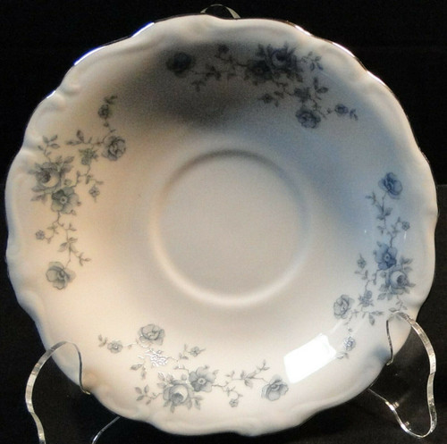 Johann Haviland Blue Garland Traditions Saucer | DR Vintage Dinnerware and Replacements