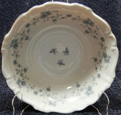 """Johann Haviland Traditions Blue Garland Vegetable Serving Bowl 8 1/2""""   DR Vintage Dinnerware and Replacements"""
