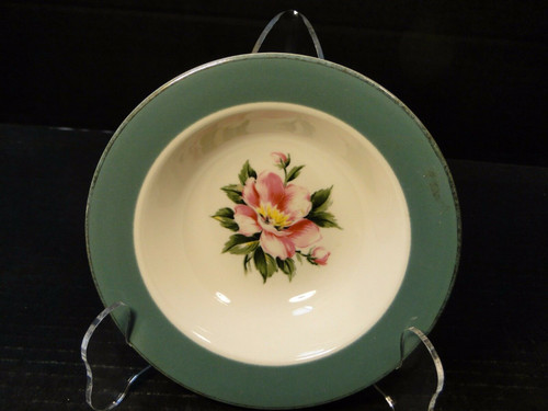 Century Service Corp Empire Green Berry Fruit Dessert Bowl 5 7/8"