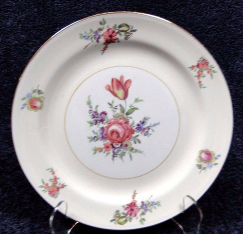 Household Institute Priscilla Salad Plate Nautilus 8"