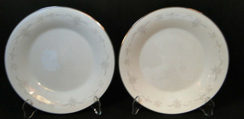 "Noritake Casablanca Dinner Plates 10 1/2"" 6127 Set of 2 