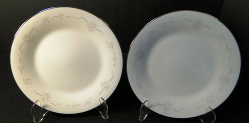 "Noritake Casablanca Salad Plates 8 1/4"" 6127 Set of 2 