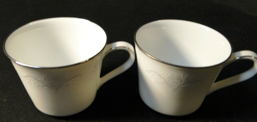 Noritake Casablanca Tea Cups 6127 Set of 2 | DR Vintage Dinnerware and Replacements