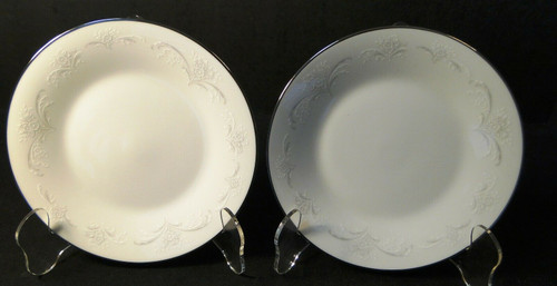 "Noritake Casablanca Soup Bowls 7 1/2"" 6127 Salad Pasta Set of 2 