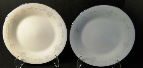 "Noritake Casablanca Bread Plates 6 3/8"" 6127 Set of 2 