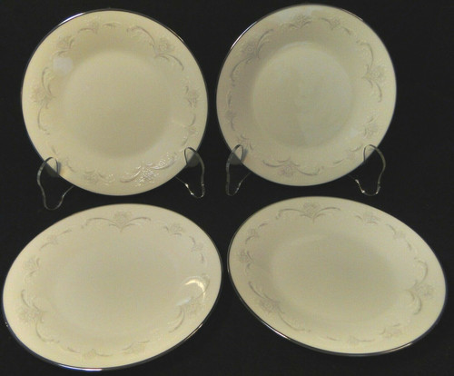 "Noritake Casablanca Soup Bowls 7 1/2"" 6127 Salad Pasta Set of 4 