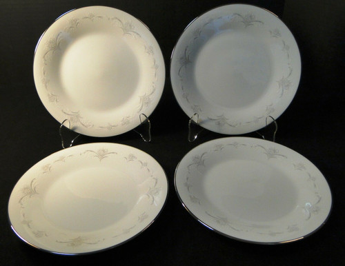 "Noritake Casablanca Salad Plates 8 1/4"" 6127 Set of 4 