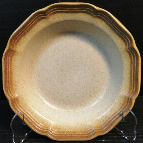 """Mikasa Whole Wheat Soup Bowl 8 1/2"""" E8000 
