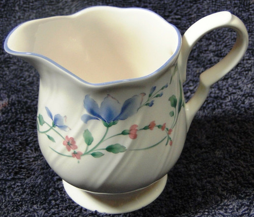 Nikko Floriana Creamer Blossom Time | DR Vintage Dinnerware Replacements