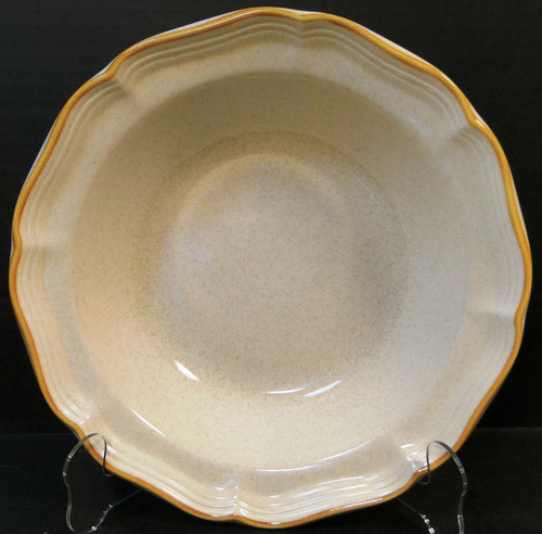 "Mikasa Garden Club Vegetable Serving Bowl 10"" Round EC 400 