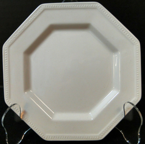"""Johnson Brothers Heritage Ironstone White Bread Plate 6 1/8"""" 