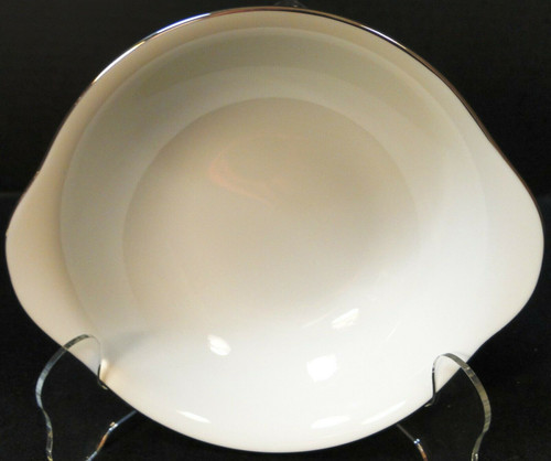 """Noritake Fremont Lugged Cereal Bowl 6 5/8"""" 6127 Excellent"""