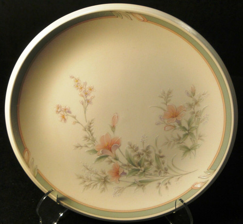 "Noritake Keltcraft Deerfield Salad Plate 8 1/8"" 9159 Misty Isle Excellent"
