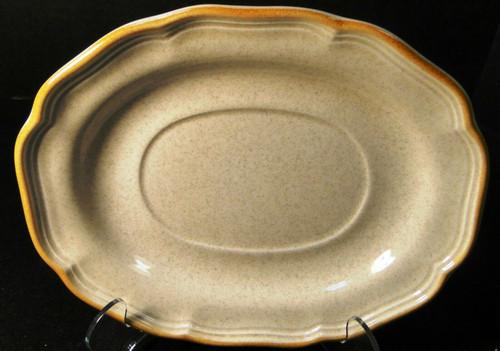 Mikasa  Garden Club Gravy UnderPlate EC 400 | DR Vintage Dinnerware and Replacements